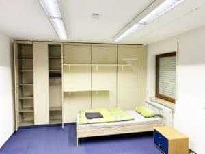 Zimmer für Handwerker